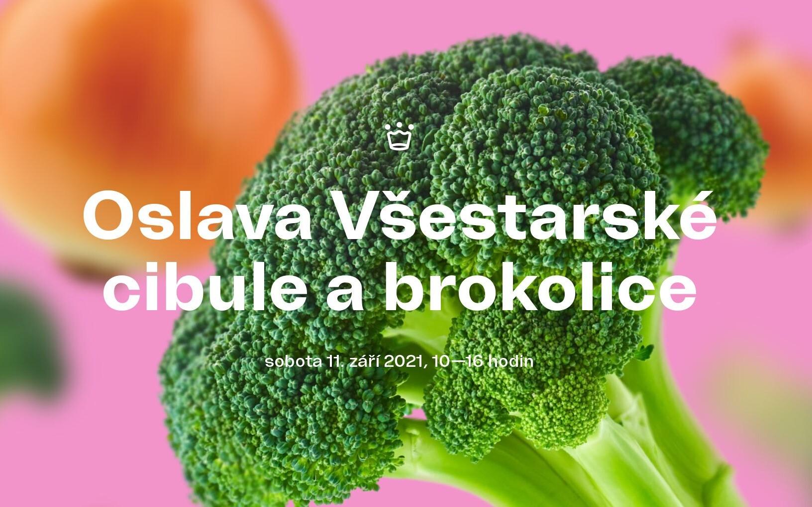 Oslava Všestarské cibule a brokolice